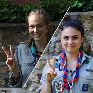 Hanna Rohr & Antonia Jost